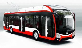 Připravujeme nový typ trolejbusu