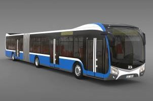 We will introduce a new SOR NS 18 bus on CZECHBUS